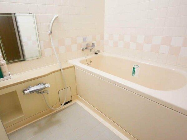 東館洋室浴室
