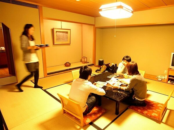 Family Room Japanese-Style2