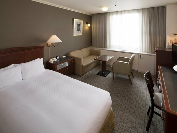 部屋指定無しダブルルーム一例※画像は客室タイプの一例です。