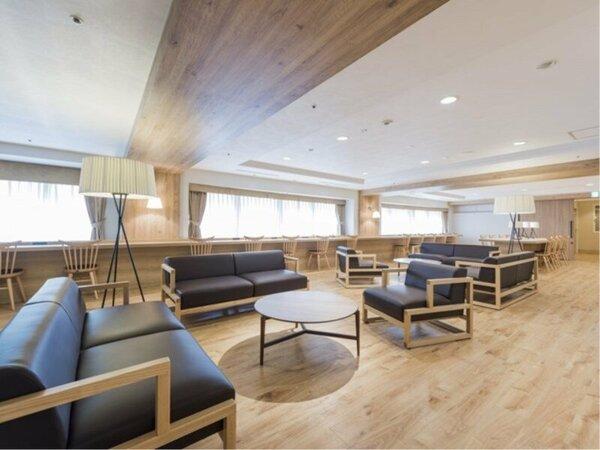 ■ご宿泊者専用コワーキングスペース 4階