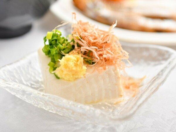 朝食バイキング【藻岩豆腐】