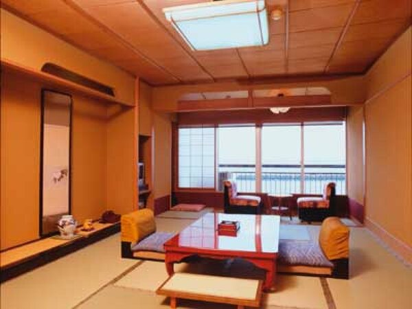 一般客室和室(一例)