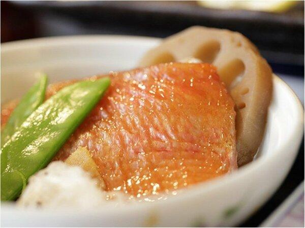 【夕食】季節のお料理