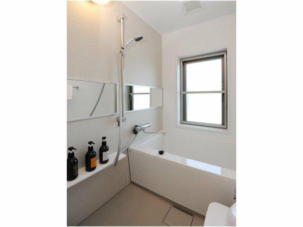 和洋室の浴室(イメージ)