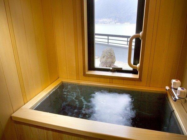 特別階「野の花亭」客室内風呂(イメージ)