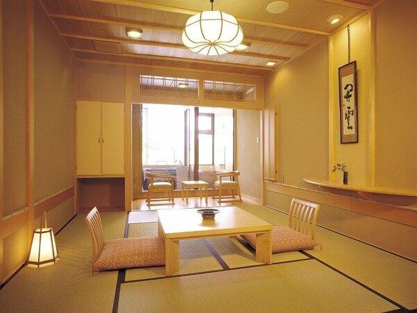 富士山側露天風呂付和室10畳(イメージ)