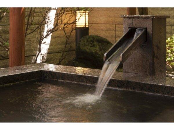 貸切露天風呂 方丈の湯
