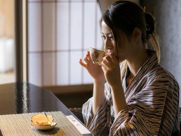 SASA-QUALITYプラン(朝食お部屋)朝食後はティータイムをお愉しみ下さい
