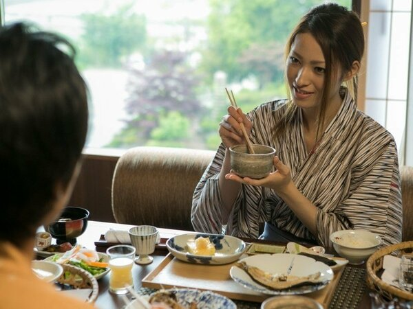 SASA-QUALITYプラン/朝食はお部屋でご用意(写真は瑞穂タイプ)