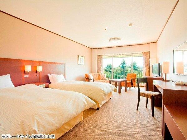 【5階モデレートツイン】富士山側