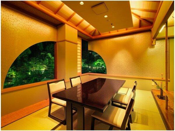 個室料亭/ご人数に合わせた色々なタイプの個室をご用意しております