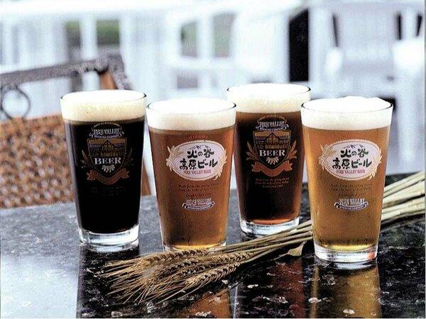 アメリカで数多くの賞を受賞したブルーマスター秘伝レシピの地ビール。逸品です。