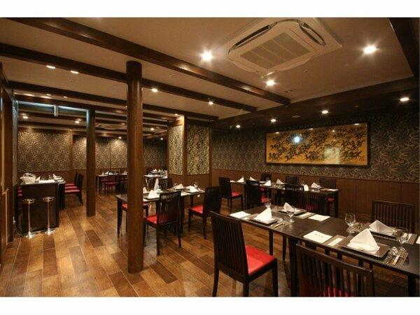 【チャイナルーム「龍遊里」】広東料理をベースにヌーベルシノワのエッセンスを加えた新レストラン☆