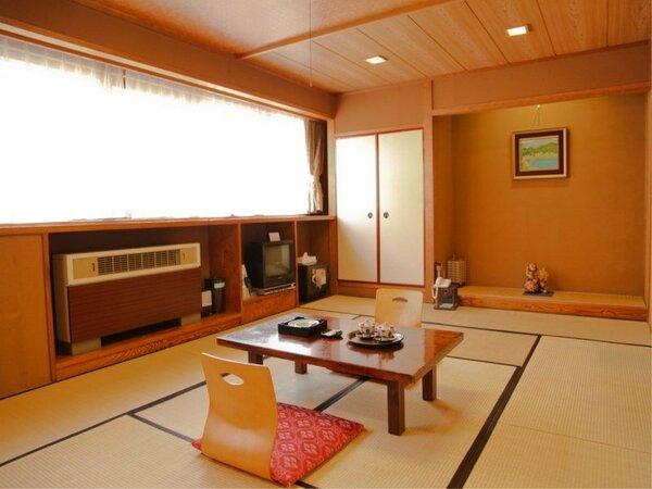 ■和室(風呂無)■ リーズナブルにお泊まりいただける和室(風呂無)
