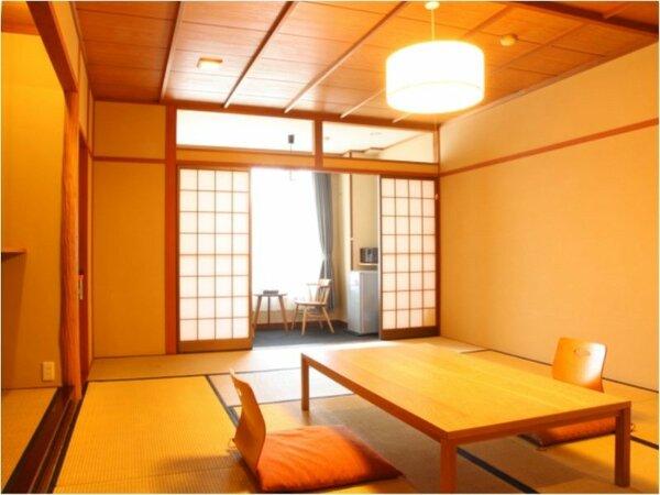 山・街側客室「抱月荘」
