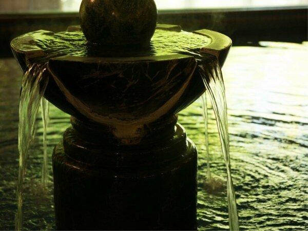 【大浴場】下呂の湯を心ゆくまで楽しむ