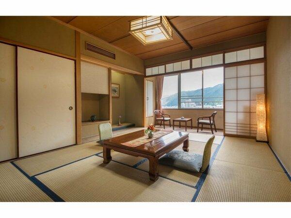 陶川閣客室の一例
