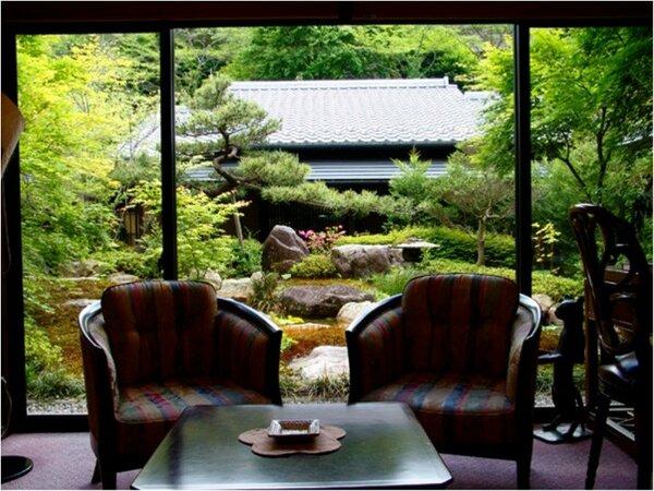 【施設イメージ】自然と、静寂に抱かれて・・・こころ休まるひとときを。