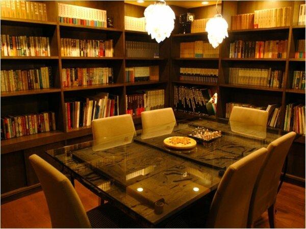 """【読書室】 時計を脱いで、""""知の旅""""を愉しむ――。そんなひとときはいかがでしょうか?"""
