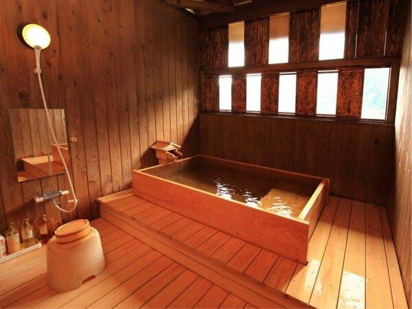檜貸切風呂