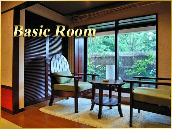 本館和室 シンプルな10畳和室