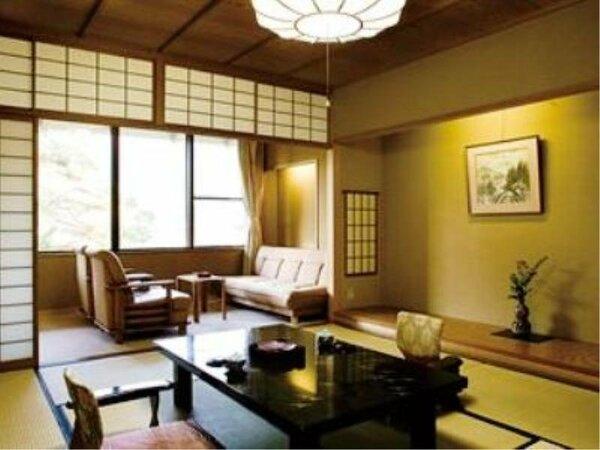 景山荘 客室