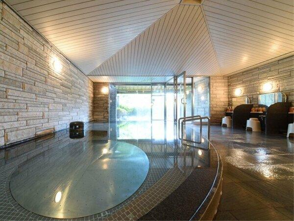 *【大浴場】入浴時間は15~24時・6~10時。下呂温泉の名湯を心ゆくまでお楽しみくださいませ