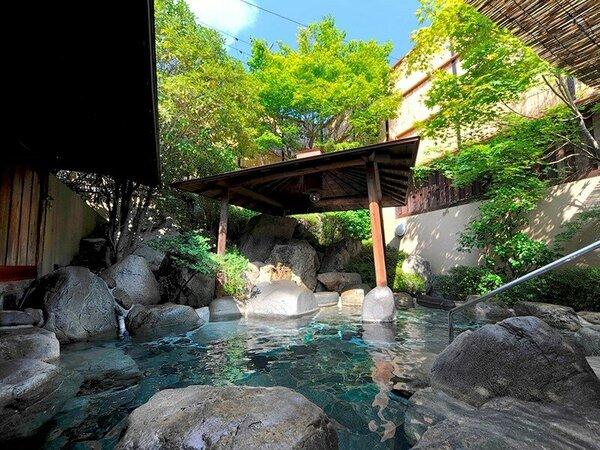 【☆温泉☆】自慢の庭園露天風呂!三名泉「下呂温泉」を湯ったりとご堪能下さいませ☆