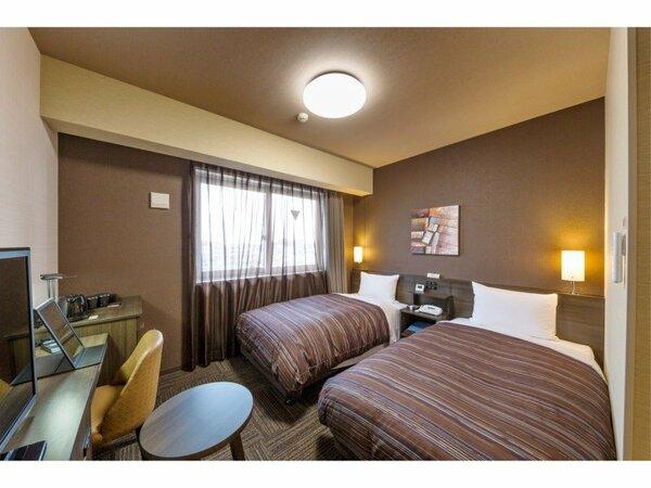 コンフォートツインルーム ベッドサイズ 110×200(cm)