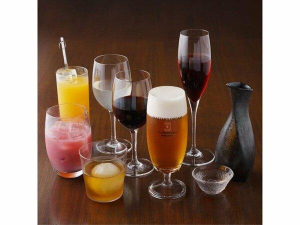 【サービス】お好きな飲み物を1時間飲み放題