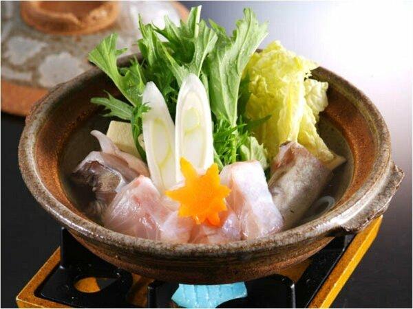 「クエ小鍋」イメージ