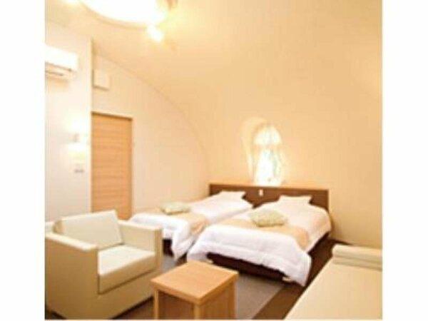 2人部屋(洋室)