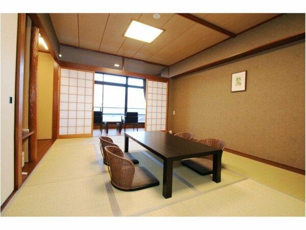 オーシャンビュー・ビスタ和室(12畳)【禁煙】4F