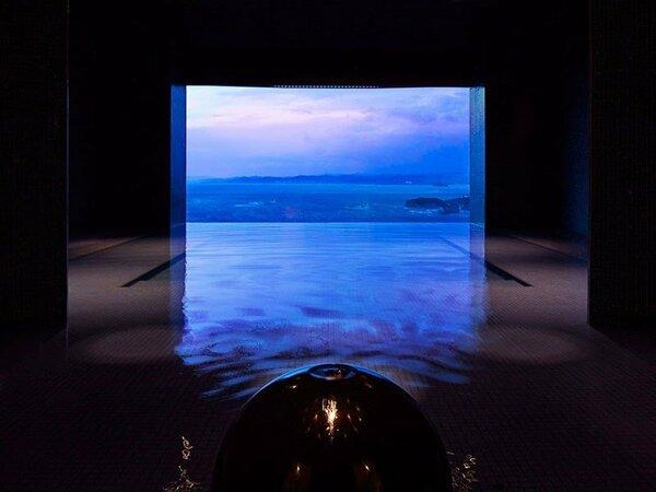 「昴」 空と海を創造したCreative露天風呂
