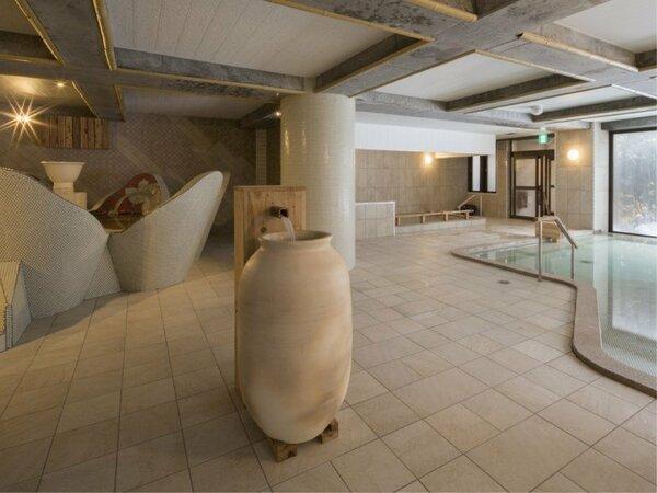 新大浴場:2階「天」の湯 ミストサウナ