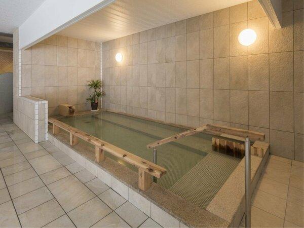 新大浴場:2階「天」の湯 水素風呂