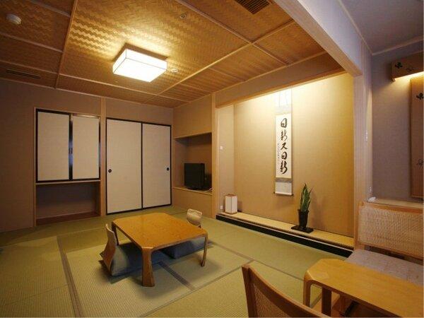 新装展望風呂付和室(45平米)