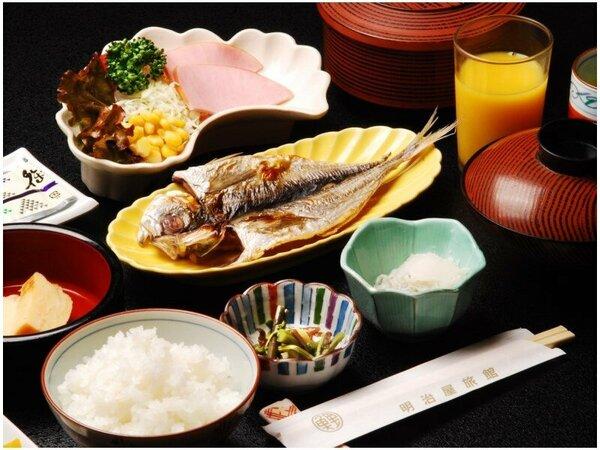 健康的な和朝食で朝から元気◎ 【朝食一例】