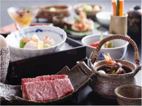 神戸牛☆ステーキ会席