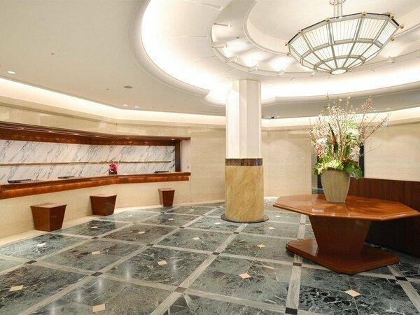 ◆ホテルレセプション