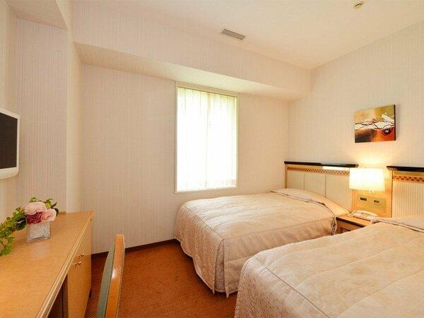 ◆ハーバーツインルーム【18.3平米】