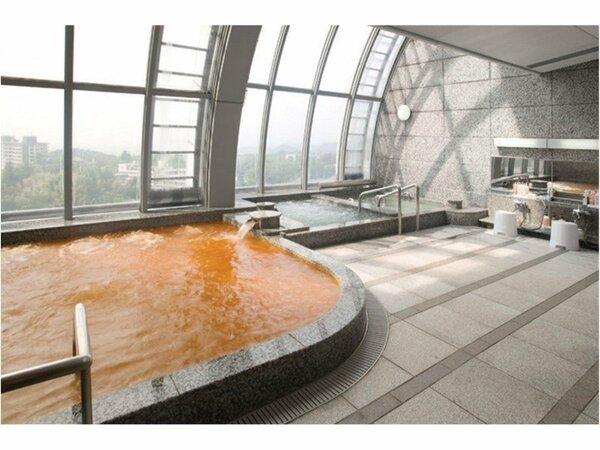 赤湯の大浴場