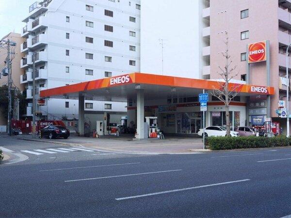 ホテル近隣のガソリンスタンドでご利用いただける給油券付きプランです!