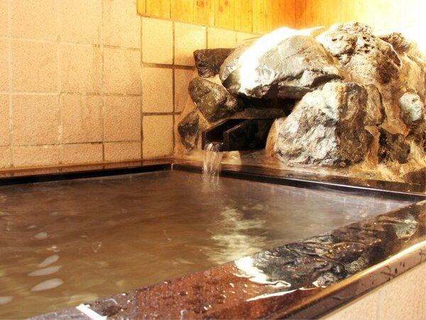 100%天然温泉でのんびり温泉旅