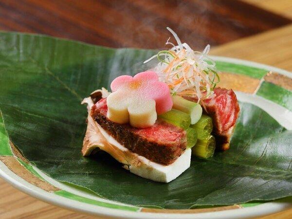 風舞チョイス「お肉のお皿」