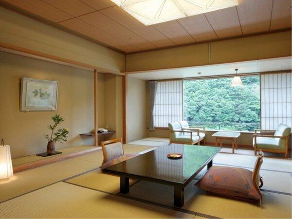 華風館 標準客室 広さ12.5帖