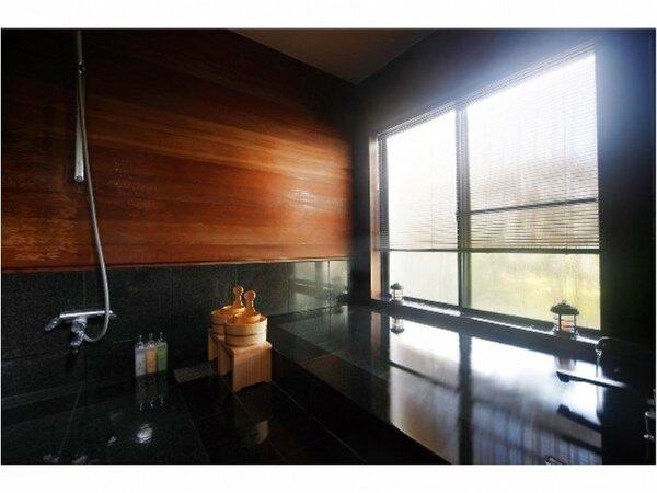 -青磁-   客室内浴室