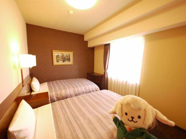 ベッド幅120センチです。 フロアは2階から7階のご案内になります。
