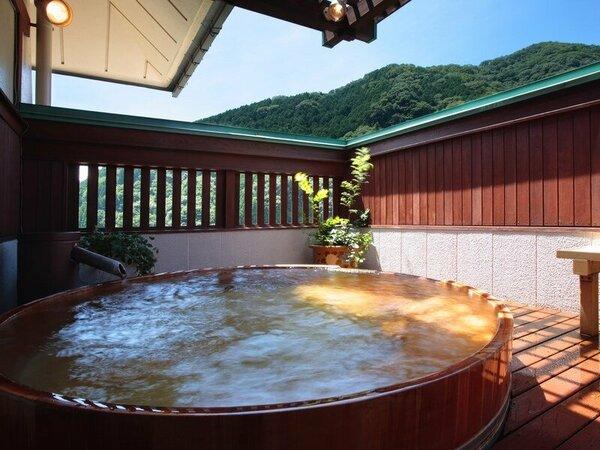 【雪枝の湯 露天風呂】