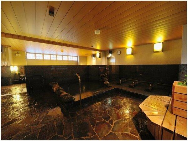 【2】大浴場